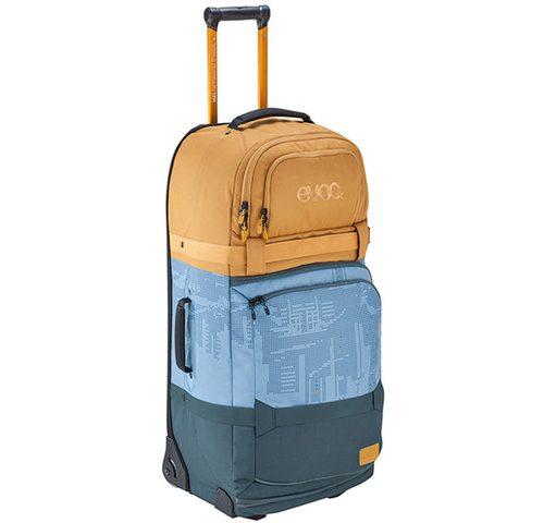 Maleta EVOC World Traveller 125L Multicolor