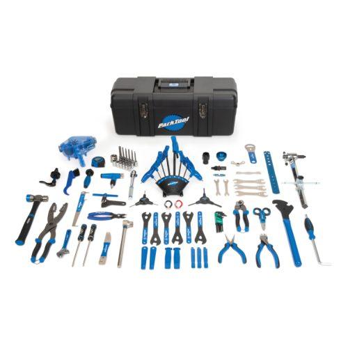 Maletín Park Tool PK-4 (88 herramientas)