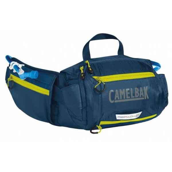 Riñonera Camelbak Repack LR 4 1.5L / Azul-Lima