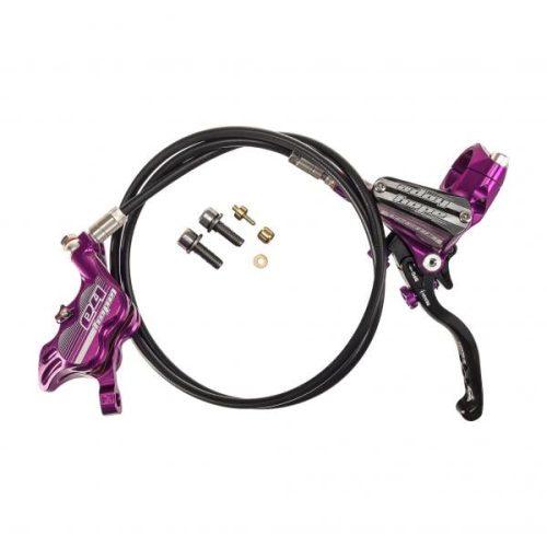 Frenos HOPE TECH 3 E4 Púrpura