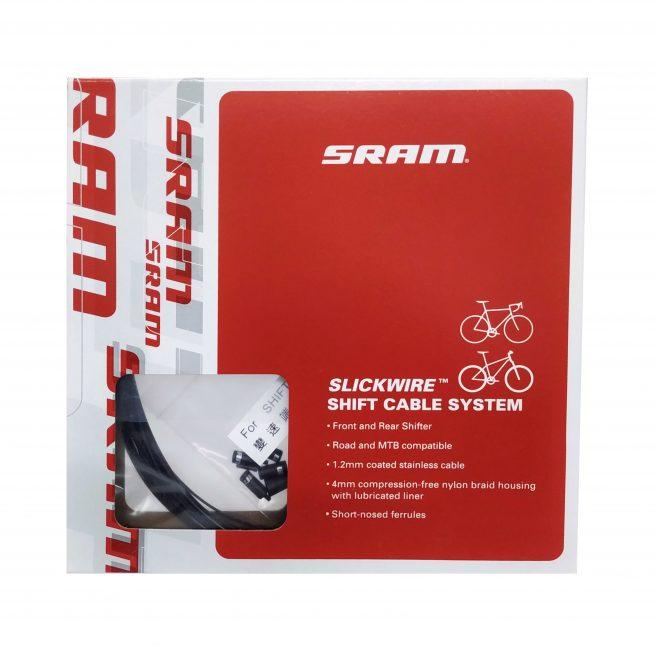 Kit cables y fundas SRAM SlickWire