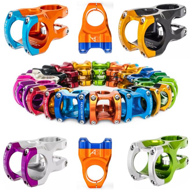 Potencia Industry Nine A35 Custom Color
