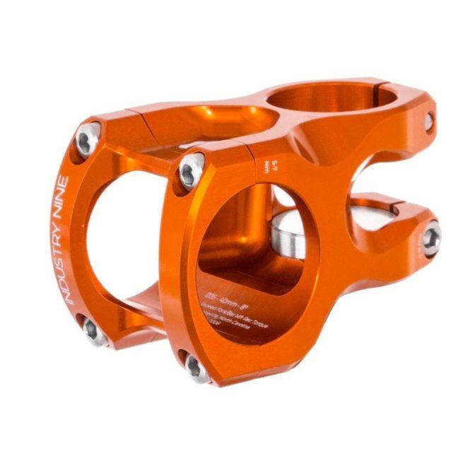 Potencia Industry Nine A35 Naranja