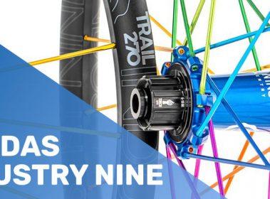 Ruedas Industry Nine