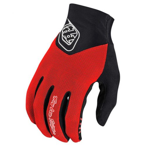Guantes TROY LEE ACE 2.0 Rojo 2020