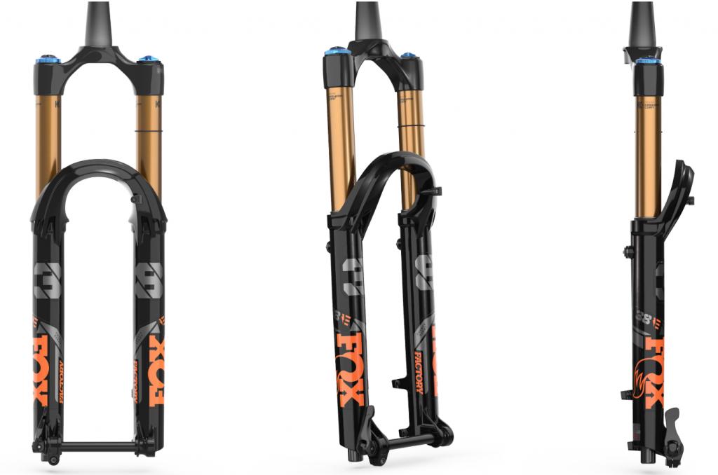 FOX 38 2021 e-Bike