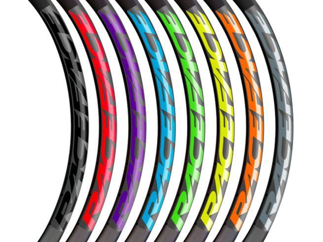 Kit Adhesivos Aro ARC RACE FACE