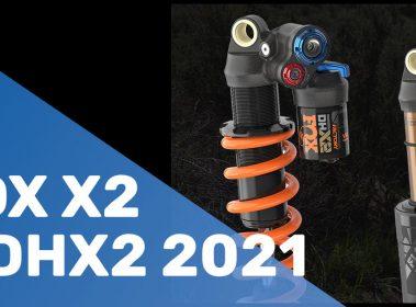 FOX X2 y DHX2 2021
