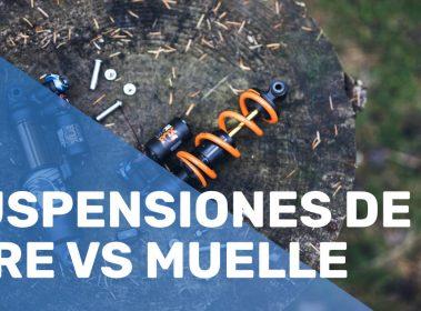 Suspensiones de AIRE vs MUELLE