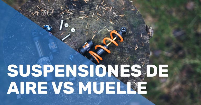 Suspensiones de AIRE vs MUELLE
