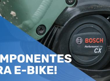 ¡Componentes para e-Bike!