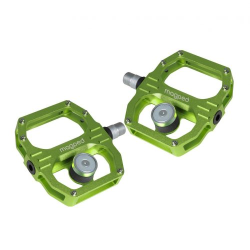 Pedal Plataforma MAGPED MAGNETICO SPORT2 Verde