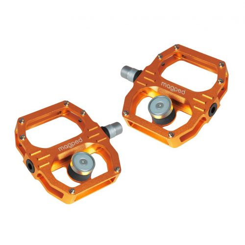 Pedal Plataforma MAGPED MAGNETICO SPORT2 Naranja