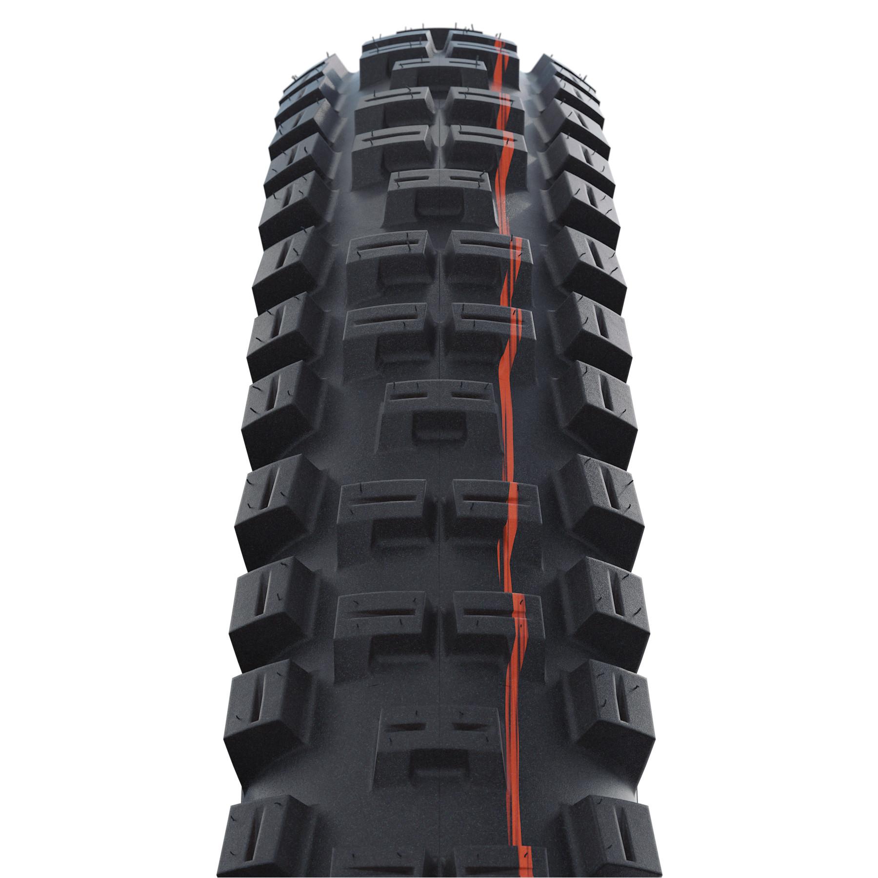 "27.5 x 2.4/"" Black Performance Line, Wire Schwalbe Big Betty Tire Clincher"