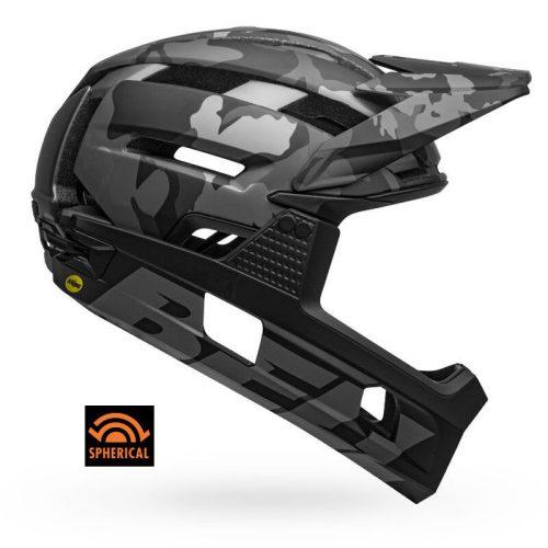 Casco Bell Super Air R MIPS Spherical 2021 Black Camo