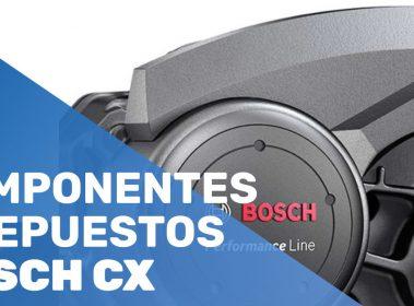 Componentes y repuestos BOSCH CX