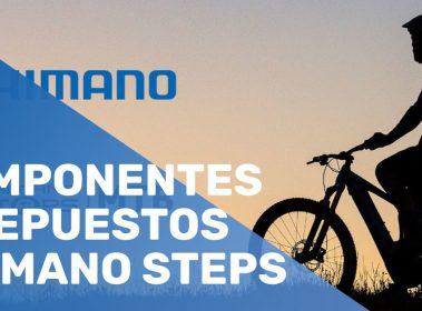 Componentes y repuestos SHIMANO STEPS