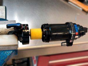 Espaciador PRO IMPACT ST1 para Amortiguador