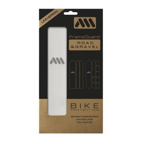 Kit protector adhesivo ALL MOUNTAIN Gravel-Road Transparente