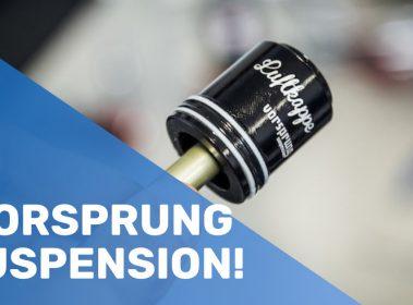 ¡Vorsprung Suspension!