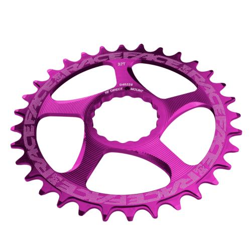 Plato RACE FACE CINCH DM 9-12V Púrpura