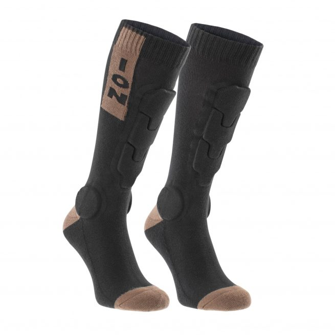 Calcetines con Proteccion ION BD 2.0 Mud Brown