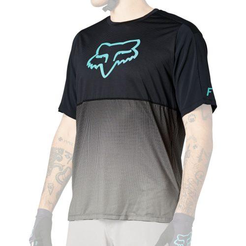 Camiseta Técnica FOX Flexair SS Teal