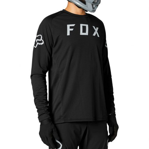 Camiseta Técnica FOX Defend LS Black