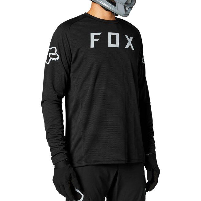 Camiseta Técnica FOX Defend LS Black
