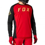 Camiseta Técnica FOX Defend LS Chili