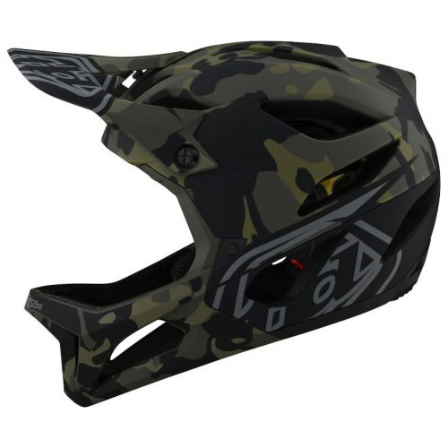 Casco TROY LEE DESIGNS Stage MIPS Camo Olive 2021