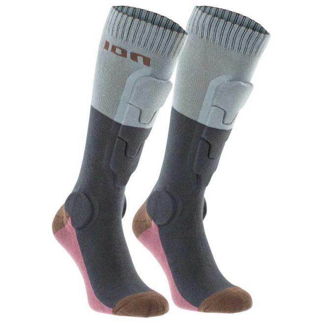 Calcetines con Proteccion ION BD 2.0 Thunder Grey