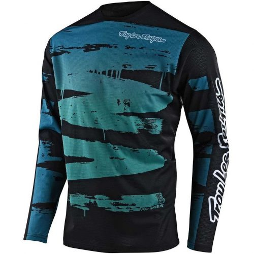Camiseta TROY LEE DESIGNS Sprint LS Brushed Marine
