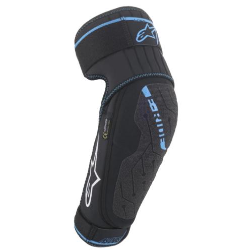 Protecciones de Codo ALPINESTARS E-Ride V2 Negro Cian