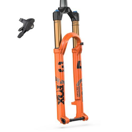 Horquilla FOX 34 Step Cast 29 Factory Remote 120 mm 2022 Orange