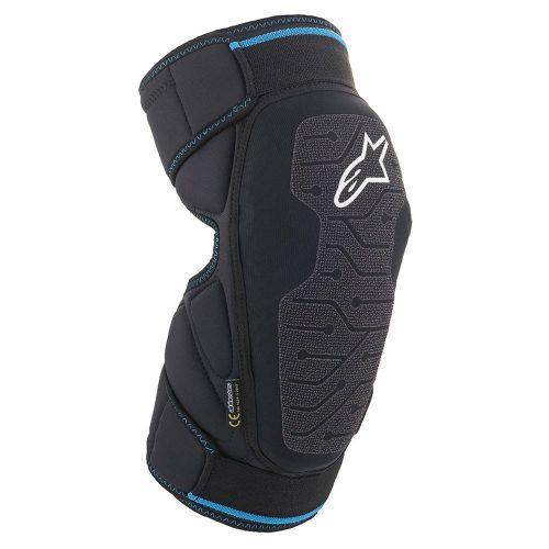 Protecciones de Rodilla ALPINESTARS E-Ride Negro Cian