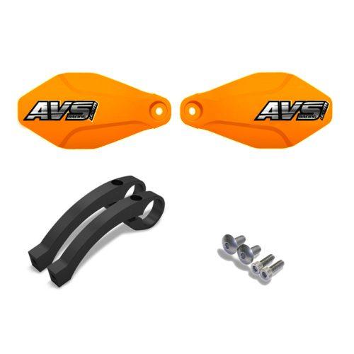 Protecciones de manos AVS BASIC Naranja