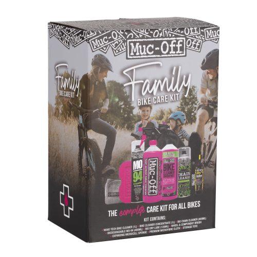 MUC-OFF Family Bike Care Kit 3