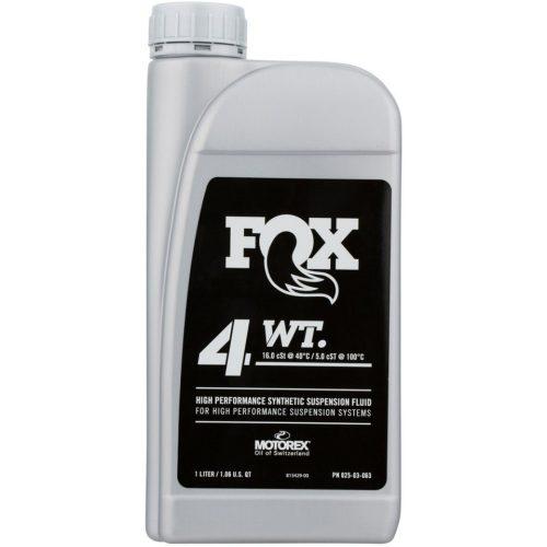 Aceite FOX 4WT Fluid 1 Litro