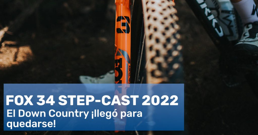 FOX 34 Step-Cast 2022: el Down Country ¡llegó para quedarse!