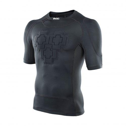 Camiseta con Protecciones EVOC Liteshield Plus